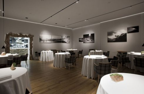 Mangiare in hotel: Grand Hotel Royal e Golf Courmayeur