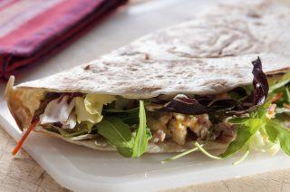 Piadina con tonno: ti salva il pranzo