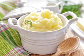 Purè di patate senza latte: il contorno che aspettavi