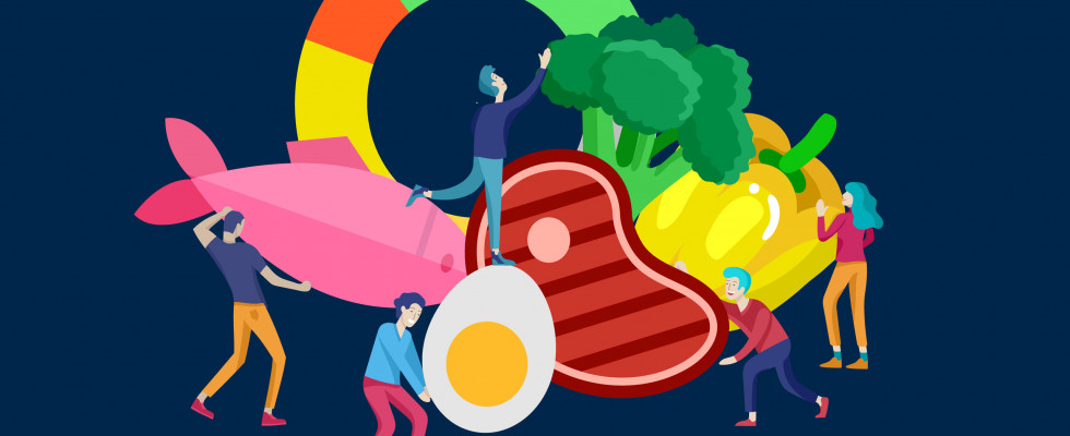 Chetosi: cos'è e come aiuta la dieta
