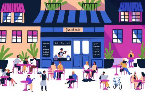Siamo sicuri che mangiare all'aperto sia meglio per tutti?