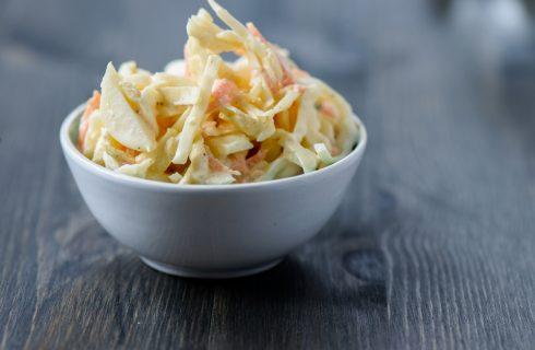 Coleslaw, tutti i trucchi per farlo perfetto