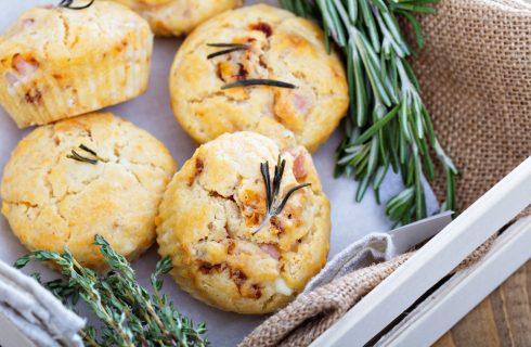 7 muffin salati per i tuoi picnic