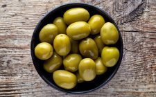 How to: preparare le olive in salamoia