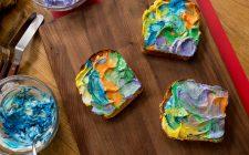 La nuova tendenza è il tie-dye toast
