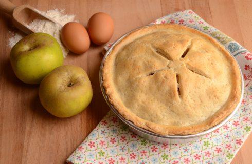 Torta di mele americana al bimby