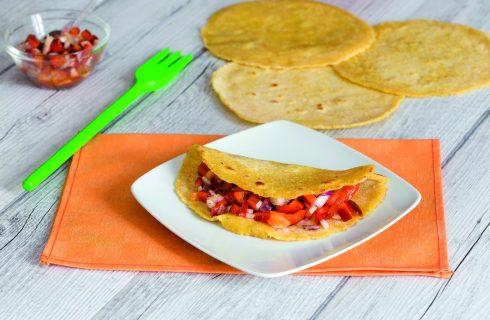 Tortillas vegane