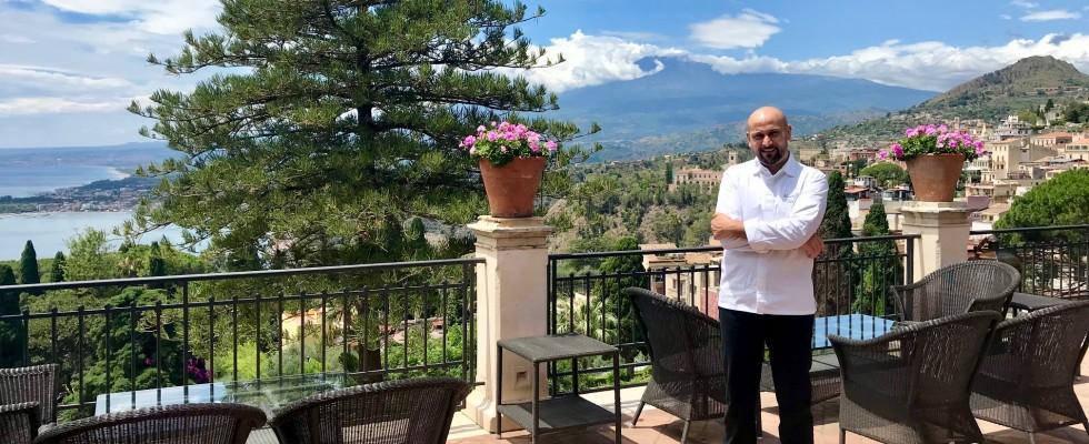 Mangiare in hotel: Belmond Grand Hotel Timeo a Taormina ...