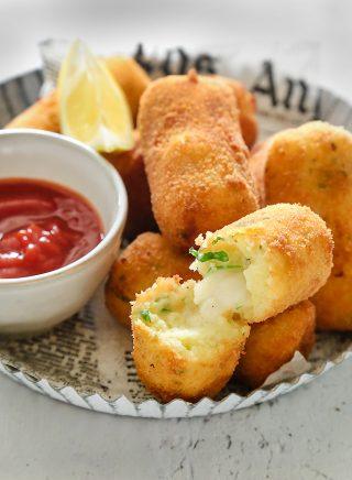 Crocchè napoletani: la ricetta vegetariana
