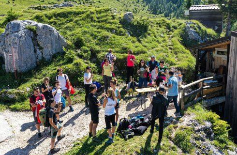 Provviste è il progetto che unisce trekking e buon cibo