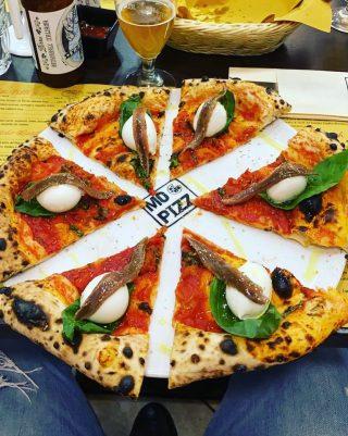 Mo Pizz, Legnano