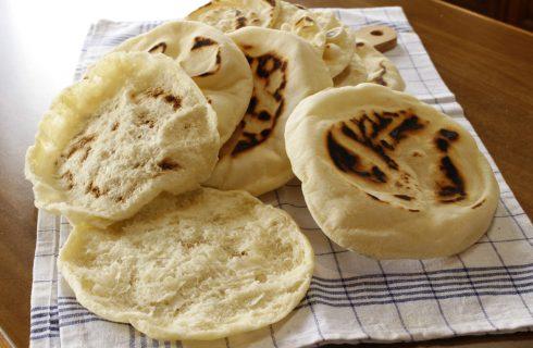 Pane turco: si cuoce in padella