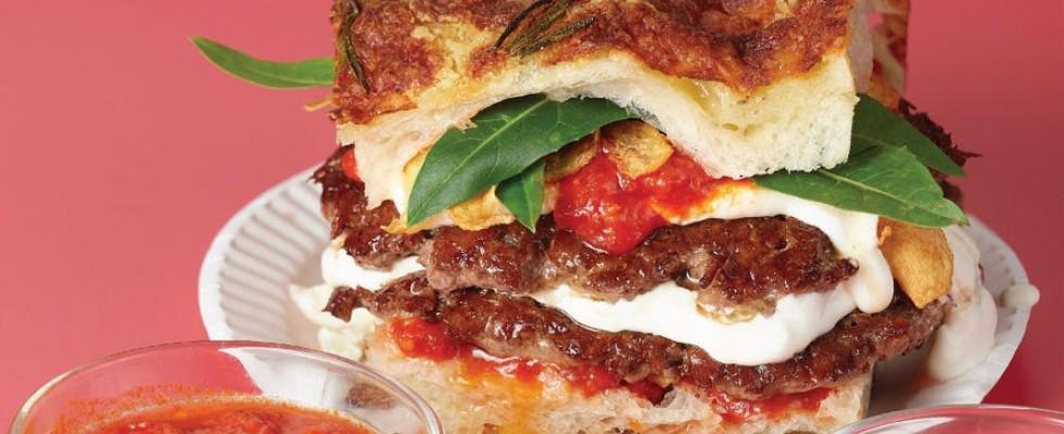 L'ultima invenzione USA: il pizza burger di Shake Shack