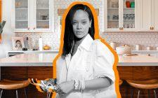 Rihanna si dà alla cucina con il suo libro