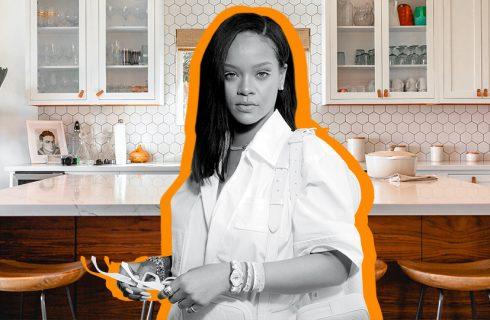 Anche Rihanna vuole pubblicare un libro di cucina