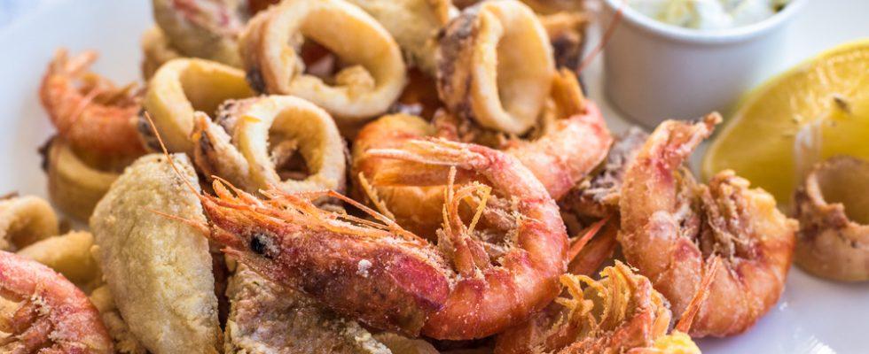 How to: preparare la perfetta frittura di pesce