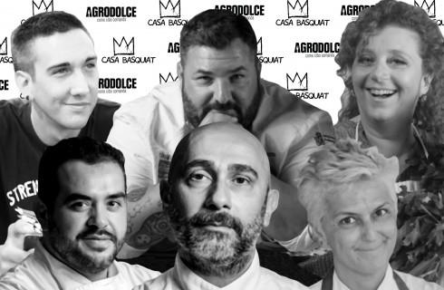 Grandi chef, film e musica: Agrodolce va in vacanza ad Appio Estate