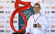 Davide Malizia è il vincitore del Sucre d'Or
