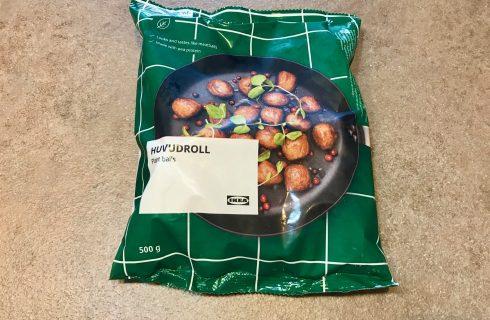 Mangiato da noi: polpette VegeTali e Quali Ikea