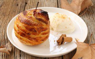 Mele ripiene in crosta, un dolce per l'autunno