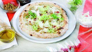 Pizza con i ceci delle Colline Caiatine