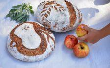 Il pane di mele è buono e sostenibile