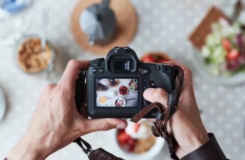 Tradotto per voi: 7 trucchi che i professionisti usano per fotografare il cibo