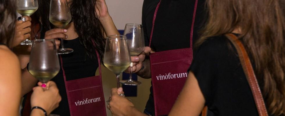 Le 7 categorie semiserie di partecipanti al Vinòforum