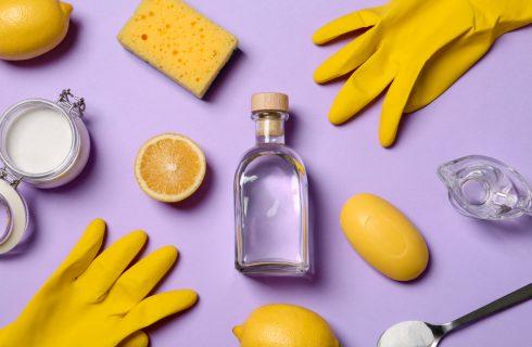 Più che un condimento: come usare l'aceto per pulire