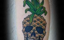 44 tattoo per chi ama davvero il cibo