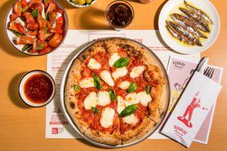 Berberè apre oggi la sua prima pizzeria a Londra