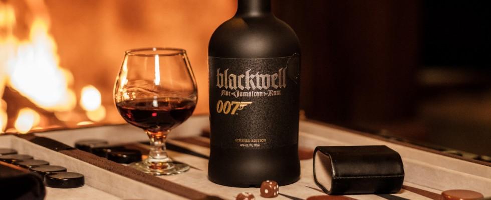 Nasce il rum di 007 in edizione limitata per il 25° film della saga