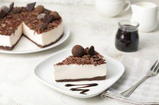 Cheesecake cioccolato e mascarpone