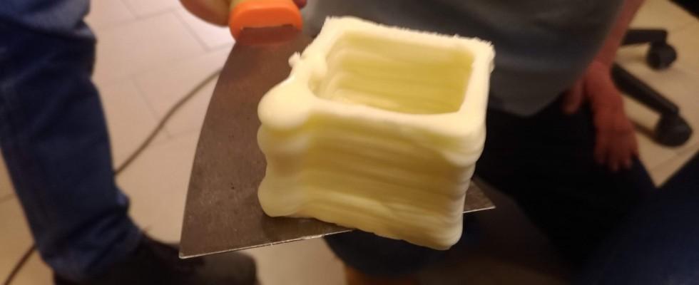 Il gelato diventa 3D (e il progetto è italiano)