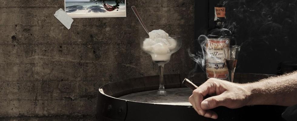 Anche il gelato si invecchia in barrique: l'idea di Ciacco Gelato