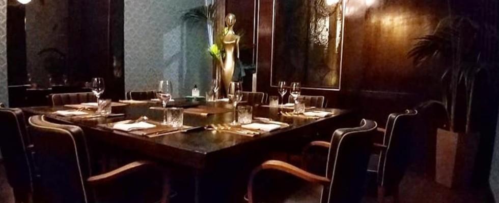 A Milano c'è un ristorante con un tavolo solo