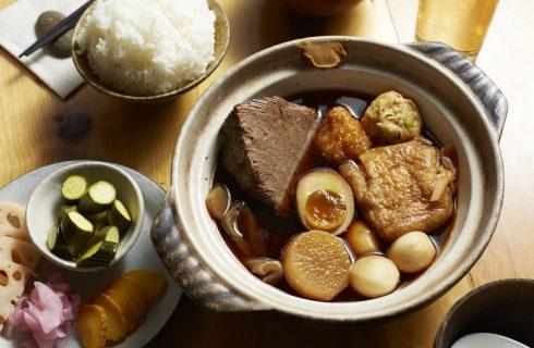 Quest'inverno scaldatevi con l'Oden, piatto stagionale giapponese