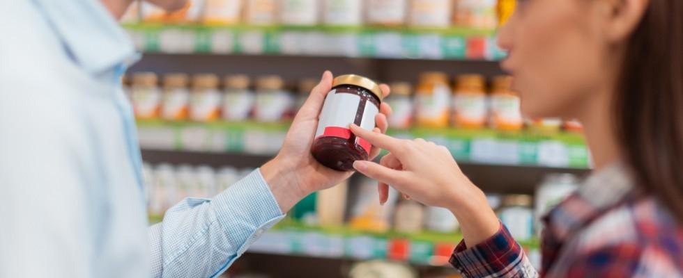 Piccola guida utile per leggere le etichette e i valori nutrizionali
