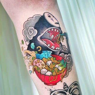 44 tattoo per chi ama davvero il cibo - Foto 27