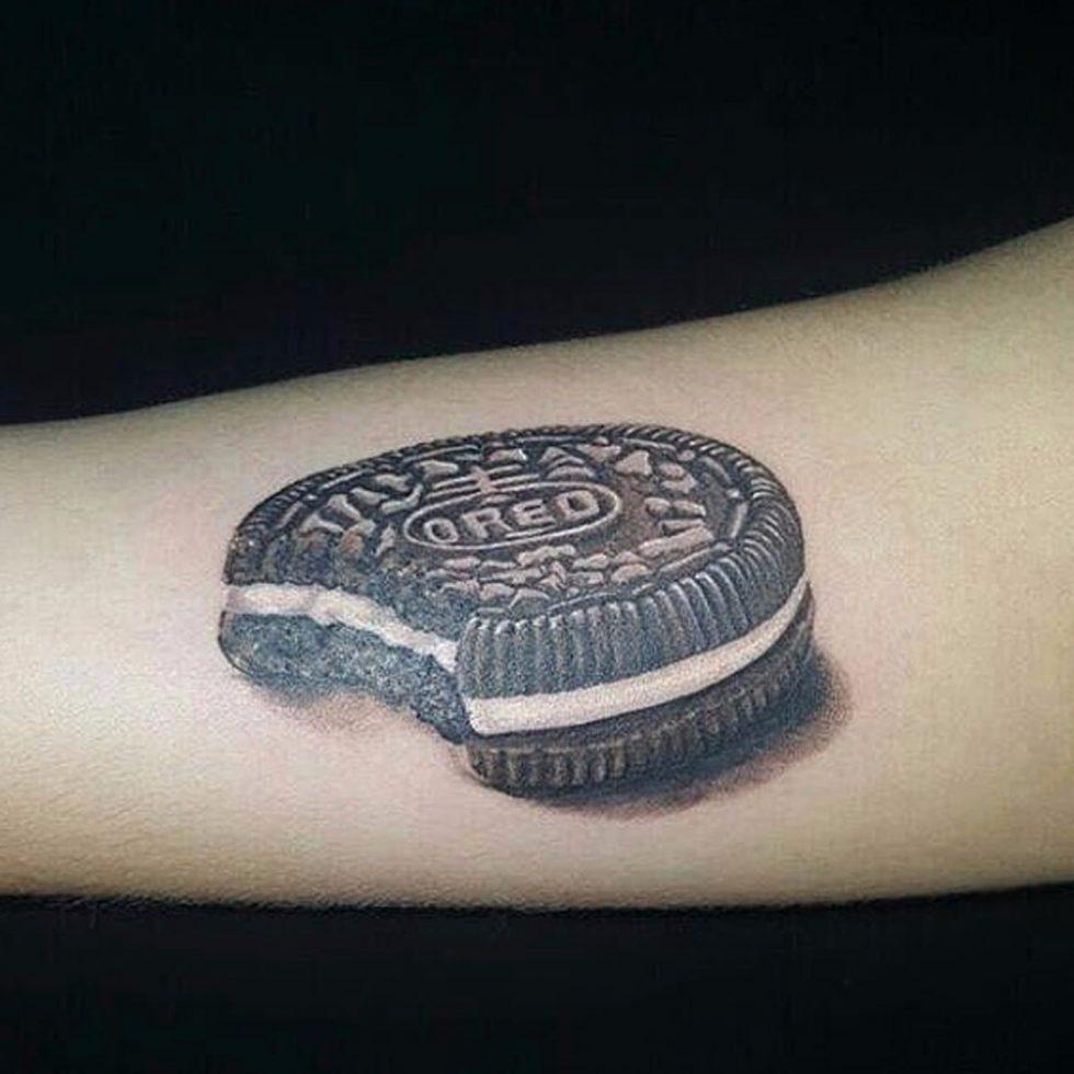44 tattoo per chi ama davvero il cibo - Foto 22