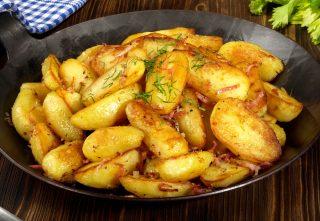 Patate alla contadina: la ricetta