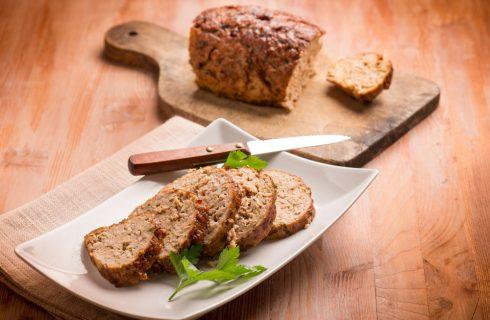 Polpettone senza pane: ecco come si fa