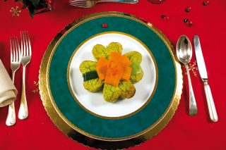 Sformato di broccoli romaneschi