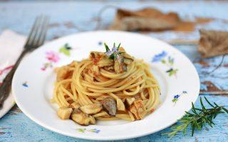Sugo di funghi alla genovese, perfetto per la pasta e la polenta