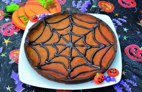 Torta di Halloween al bimby
