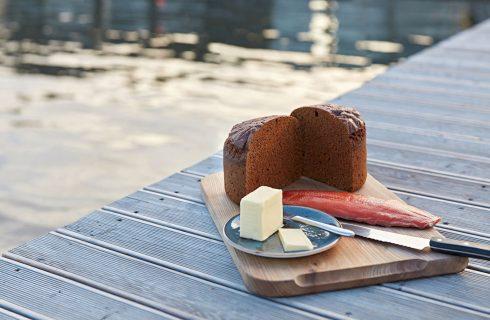 Volcano bread, il pane cotto sottoterra in Islanda