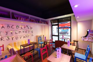 I ristoranti per chi ama le serie tv in Italia