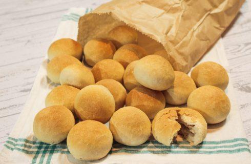 Bocconcini di pane: ecco come si realizzano