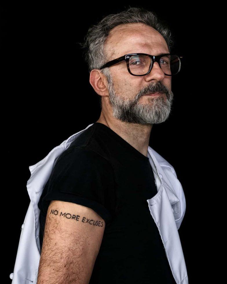 15 chef che si esprimono con i tattoo - Foto 11