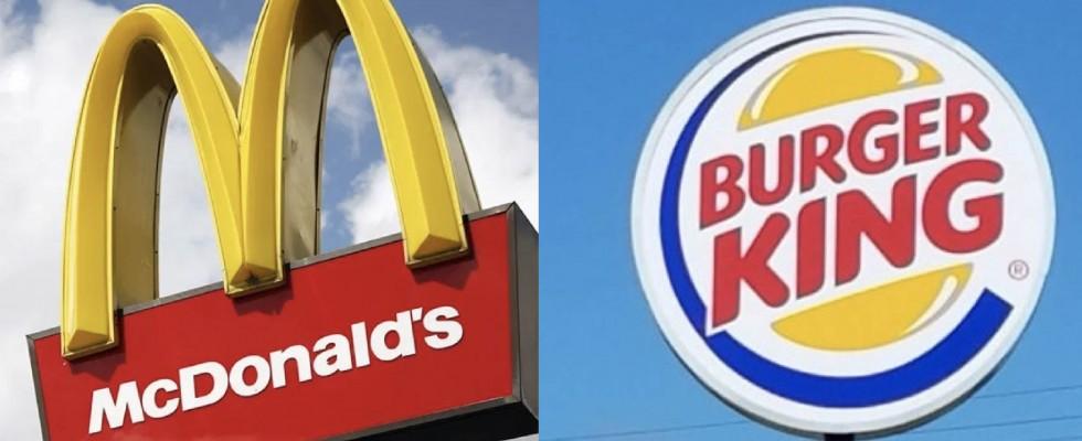 Burger King invita i clienti a mangiare da McDonald's: il comunicato diventa virale (e imitato)